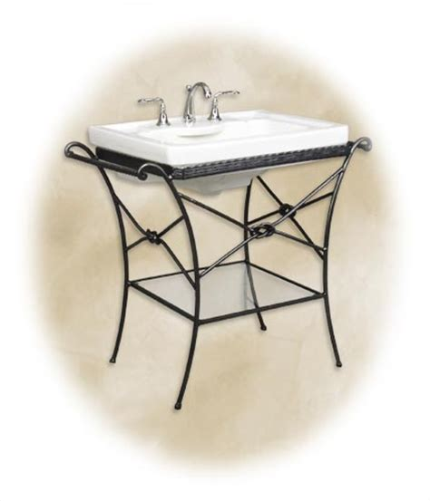 Wrought Iron Bathroom Vanities by Wrought Iron Bathroom Vanities Abode