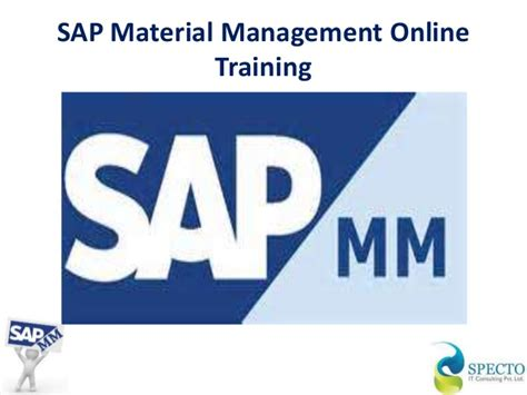 sap material management sap material management online training in usa