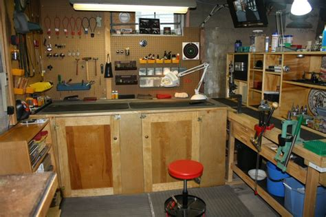 gunsmith work bench simple wood box projects woodworking tool storage