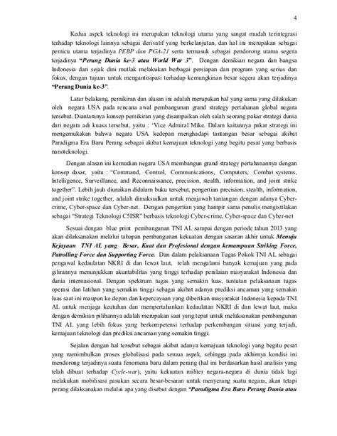 Cyber Notary Pemahaman Awal Dalam Konsep Pemikiran persenjataan berskala nanoteknologi system c5isr pd ssat tni al tek
