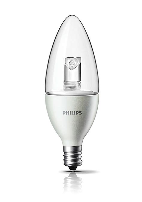 candele philips led candle 046677427764 philips