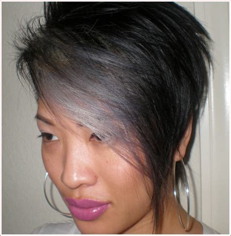 putting silver pravana over brown hair how to color hair silver using pravana color