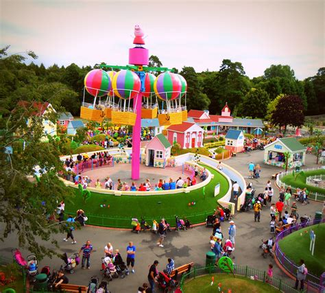 paultons park peppa pig world and paultons park fun day out annie