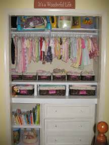 Nursery Wardrobe Closet by Baby Closet How To Domestic Beebopper