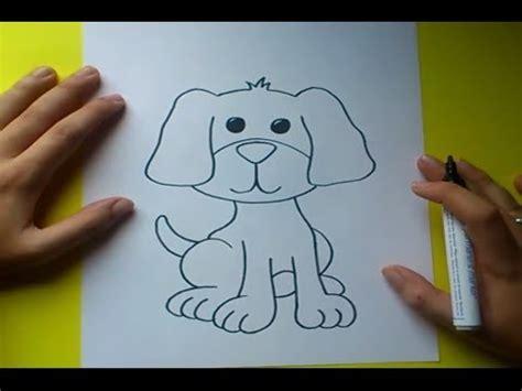 como un perro como dibujar un perro paso a paso 7 how to draw a dog 7