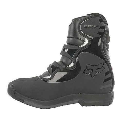 shorty motocross boots fox racing comp 5 shorty boots revzilla