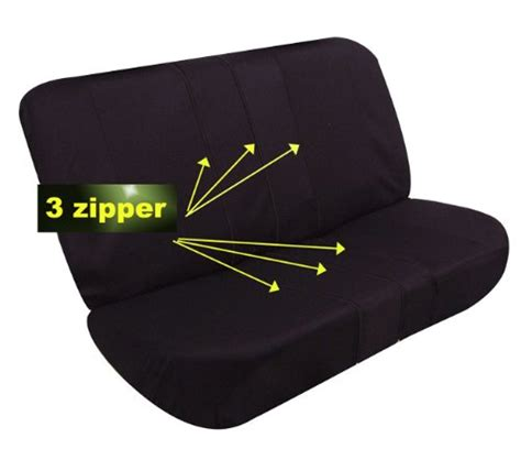 50 50 split bench seat cover covers univerisal bench seat cover 40 60 split and 50 50