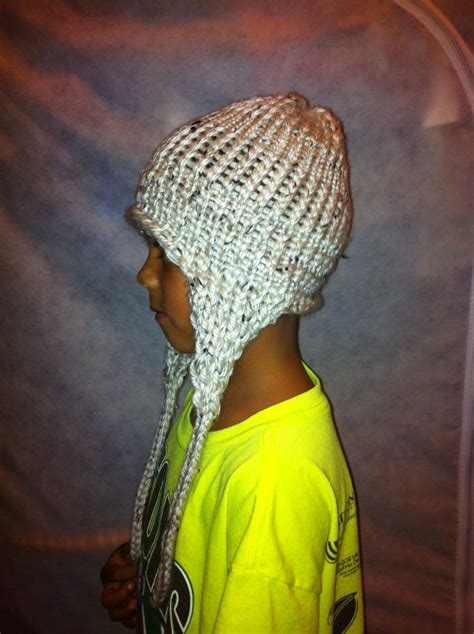 knit hat with ear flaps 1000 images about looms on loom knitting