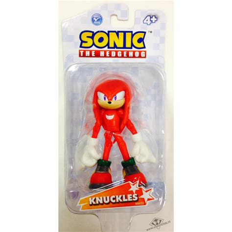 3 inch figures sonic the hedgehog 2014 knuckles 3 inch figure vision toys