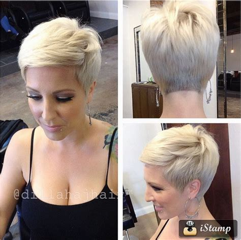 short hairstyle blonde in front black in back 32 cool short hairstyles for summer pretty designs