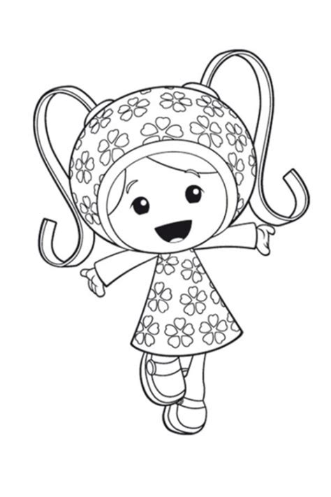 team umizoomi coloring page umizoomi coloring pages