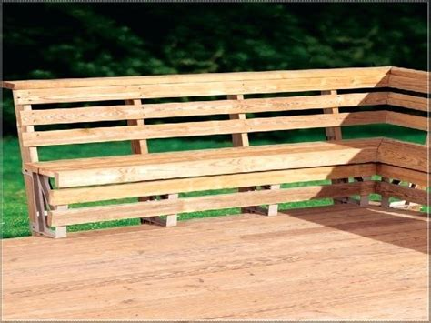 wood deck bench seats wood deck bench seats amarillobrewing co