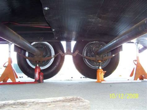 less pattern exles tire wear pattern tandem axle tt pic s where to look