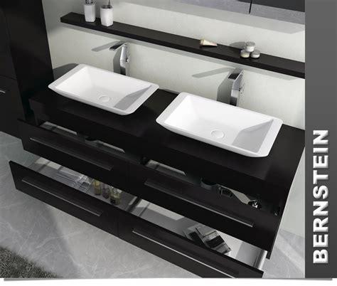 Badezimmer Spiegelschrank by Badm 246 Bel Badezimmer 160cm Aufsatzwaschbecken
