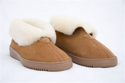 magnetic slippers sheepskin magnetic scuff slippers biomag