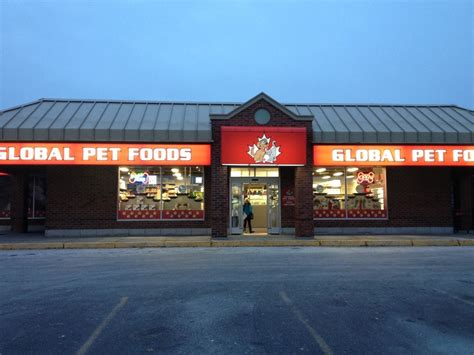 the global pet foods store in newmarket 130 davis drive