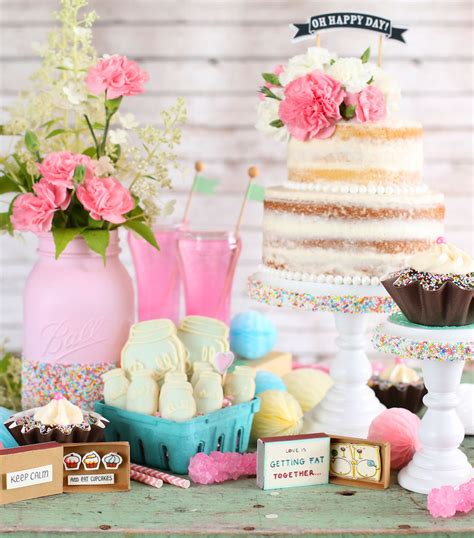 bridal shower themes for summer 2016 country chic bridal shower bridal shower ideas themes