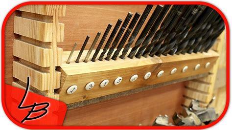 Holz Schleifen Werkzeug 2893 by So Hast Du Deine Bohrer Immer Im 220 Berlick Aufbewahrung