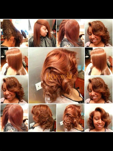 pin curl styles razor chic 273 best images about beautiful african american