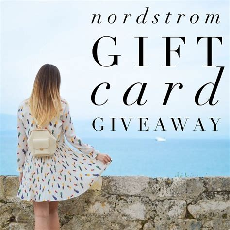 Can You Buy Nordstrom Gift Cards At Nordstrom Rack - enter to win the 200 nordstrom gift card giveaway ends 5 8