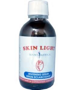 africa africa skin light whitening serum