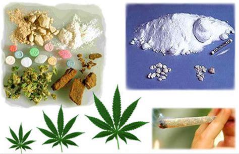 diversi tipi di droghe i danni delle droghe sul cervello