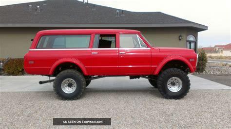 1970 Chevy 4 Door Truck by Radical Custom 1970 3 Door Chevy Suburban 4x4