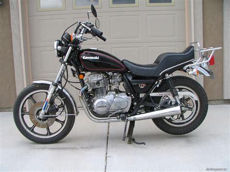 Kawasaki 440 Ltd For Sale by 1981 Kawasaki 440 Ltd Picture 1388318