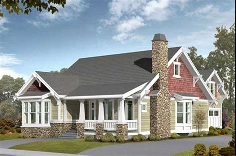 Craftsman Farmhouse Plans by Craftsman Farmhouse House Plans Home Design 115 1434