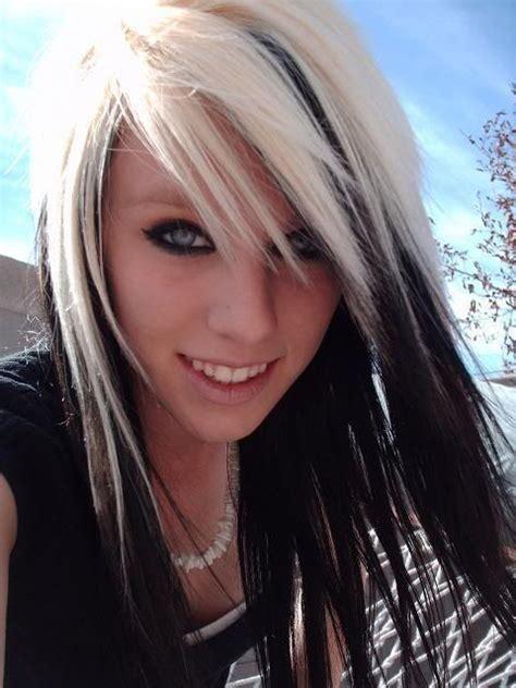 black blonde blonde hair with black lowlights underneath vwvortex com