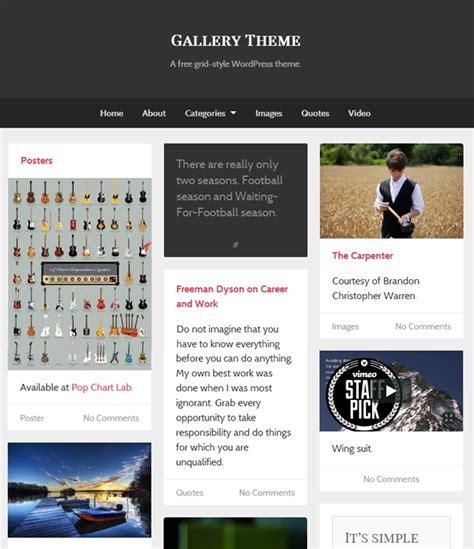 wordpress theme without layout responsive wordpress themes 10 fresh free themes