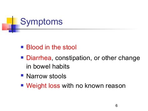 Reason Of Blood In Stool by Blood In Stool Colon Cancer Pictures To Pin On