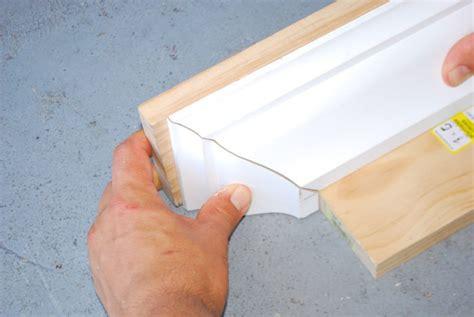 build diy crown molding shelf woodworking plan  plans