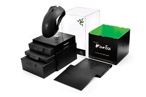Harga Mouse Wireless Gaming Murah by Razer Mamba Wired Wireless Ergonomic Gaming Mouse