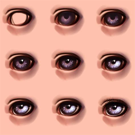watercolor tutorial eyes eye tutorial by ryky on deviantart
