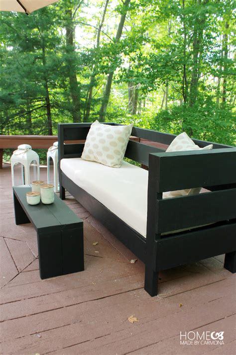 diy patio chair easy diy outdoor garden patio furniture the garden glove