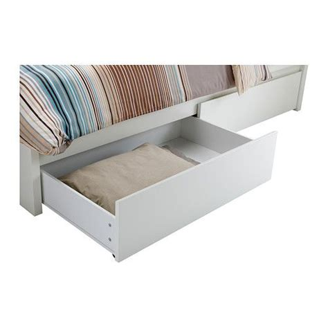 Malm Bed With Drawers by 17 Best Ideas About Malm Bed Frame On Kallax