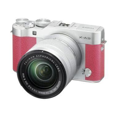 Kamera Fujifilm Xa3 Di Jepang Jual Fujifilm Xa3 Kit 16 50mm Kamera Mirrorless Pink Harga Kualitas Terjamin