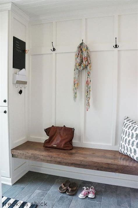 small mudroom bench 32 small mudroom and entryway storage ideas shelterness