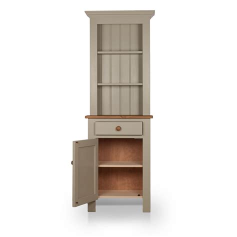 Unfitted Kitchen Furniture by Standard Or Bespoke Single Dresser With Open Top