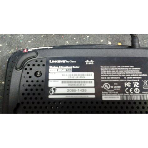 Linksys Wireless G Broadband Router Wrt54g2 cisco linksys wireless g broadband router wrt54g2