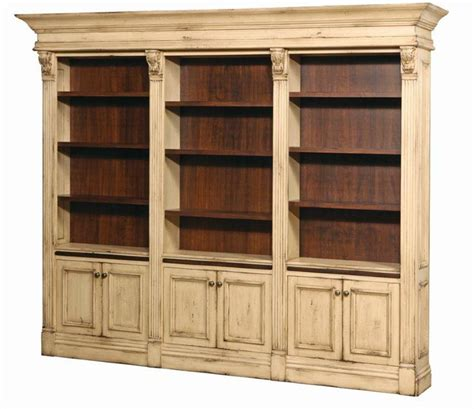 Library Bookcase Amish Executive Office Serenity Library Bookcase