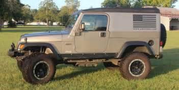Jeep Wrangler Safari 2004 Jeep Wrangler Unlimited Lj Custom Gr8tops Safari