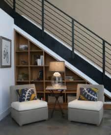 Staircase Shelf Under Stairs Shelves Interior Design Ideas