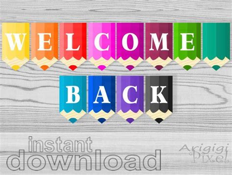Decorative Bulletin Boards For Home 25 Best Ideas About Welcome Banner Printable On Pinterest