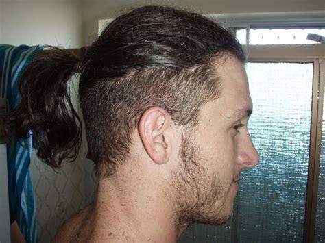 pony tail balding gt running hands through air an ode to baldness blackframes