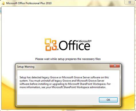 Office 2010 Uninstall Tool Microsoft Office 2010 Won T Start And Uninstall Blames