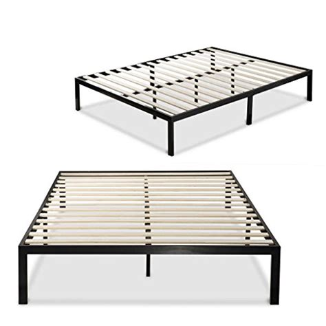 Sleep Master 1000 Platform Metal Bed Frame Mattress Platform Metal Bed Frame Mattress Foundation