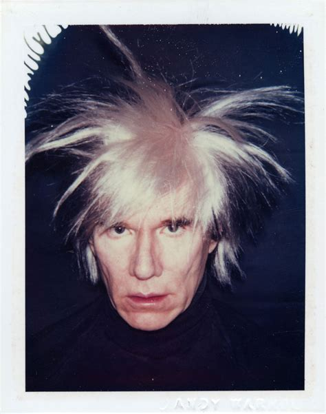 where is andy warhol from wm whitehot magazine of contemporary september