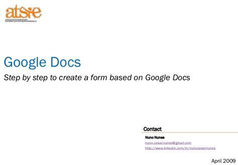 create form google docs tutorial step by step to create a form based on google docs